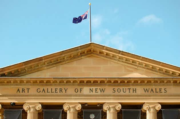 معرض الفن في نيو ساوث ويلز- بؤرة فريدة لعشاق الفنون