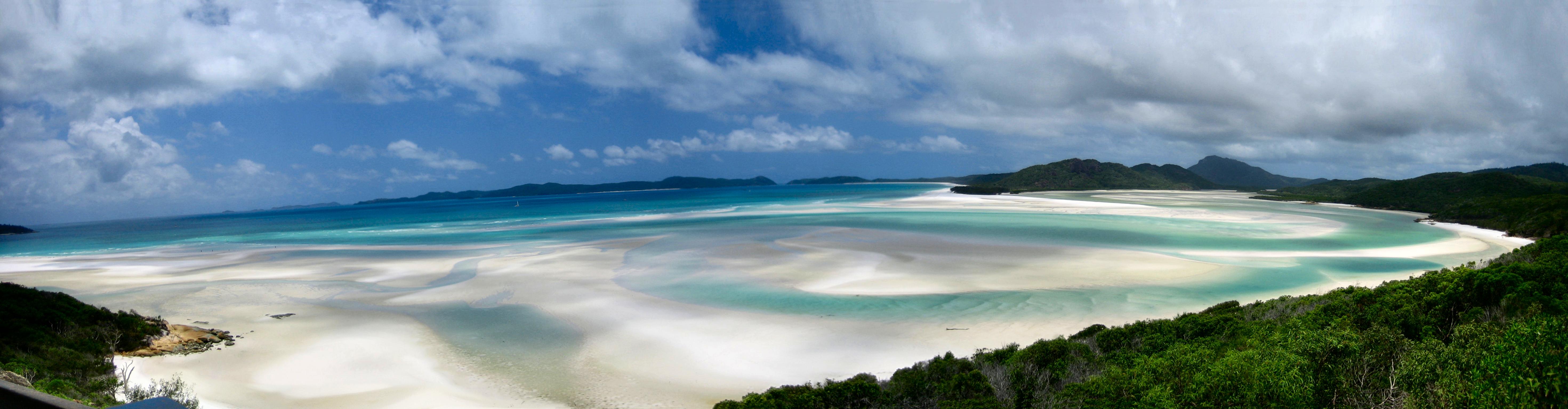 """أهم المعالم و الأنشطة الترفيهية في """"جزر وايت صانداي"""""""