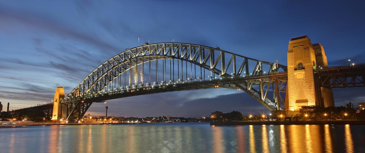 جسر سيدني