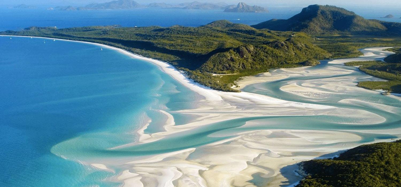 السفر إلى جزيرة وايت صنداي المثيرة بأقل التكاليف والأسعار