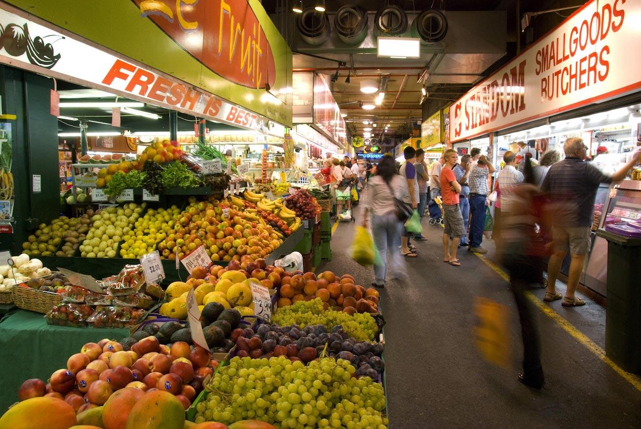 سوق اديلايد المحلي