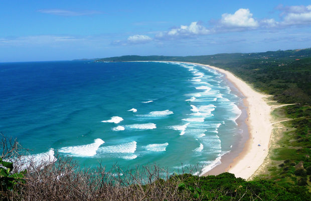 خليج بايرون Byron Bay من الشواطئ المميزة في استراليا