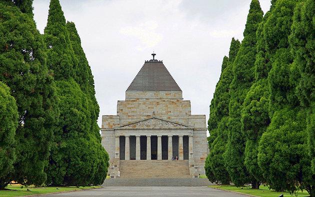 النصب التذكارى للحرب العالمية الأولي