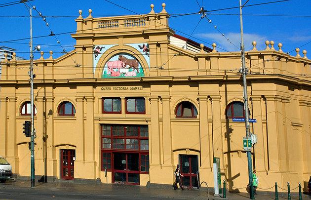 سوق الملكة فيكتوريا Queen Victoria Market