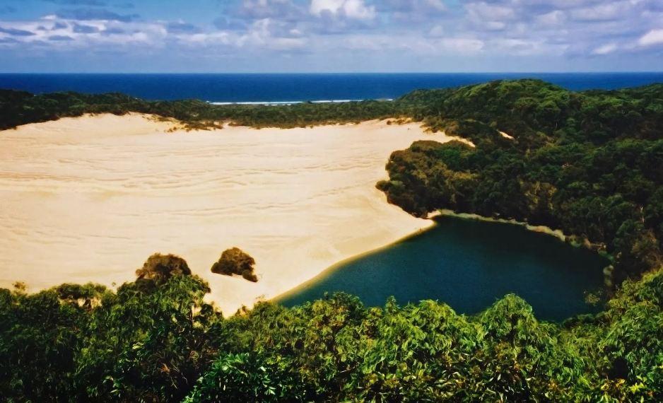 جزيرة فريزر..حلم كل مسافر