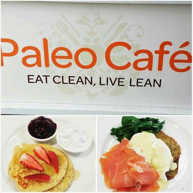 مقهى باليو- Paleo Cafe
