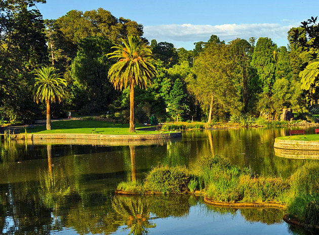 الحدائق النباتية الملكية Royal Botanic Gardens