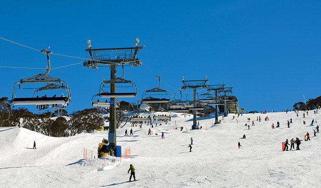منتجع بيريشر،حديقة كوسيوسكو الوطنيةنيو ساوث ويلز أحد أفضل منتجعات التزلج على الثلج في أستراليا