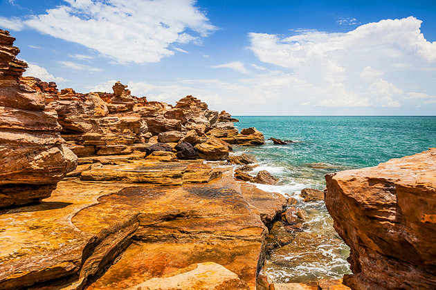 بروم و كيمبرلي Broome and the Kimberley