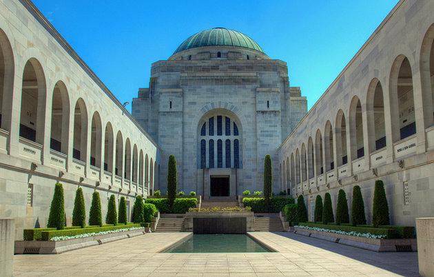 النصب التذكاري للحرب الاستراليةAustralian War Memorial