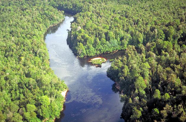 منتزه فرانكلين-غوردون وايلد ريفرز الوطني