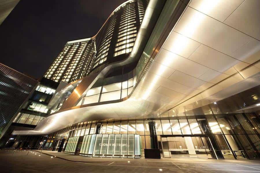 فندق كراون ميتروبول Crown Metropol