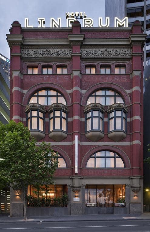 فندق ليندروم ملبورن Hotel Lindrum Melbourne